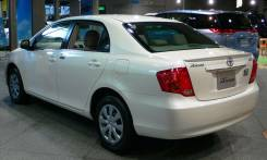 Спойлер. Toyota Corolla Axio, NZE144, ZRE144, ZRE142, NZE141 Двигатели: 1NZFE, 2ZRFE, 2ZRFAE