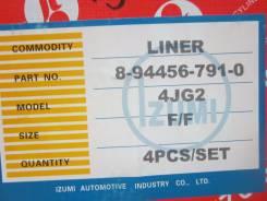 Гильза. Isuzu Bighorn, UBS69GW Двигатель 4JG2