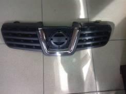 Решетка радиатора. Nissan Qashqai Nissan Dualis