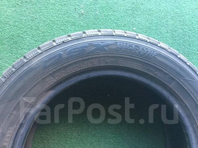 Dunlop DSX. Зимние, без шипов, 2010 год, износ: 10%, 1 шт