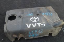 Крышка двигателя. Toyota Platz, SCP11, NCP12