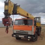 Галичанин КС-4572А. Продам автокран Камаз, 10 000 куб. см., 16 000 кг., 22 м.