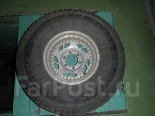 Продаю колеса. 8.0x16 6x139.70 ET0