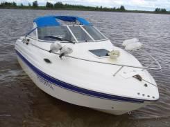 Aqualine. Год: 2008 год, длина 6,51м., двигатель стационарный, 220,00л.с., бензин