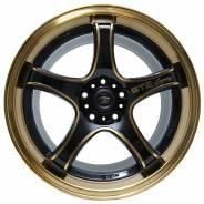Sakura Wheels 395. 8.5x18, 5x114.30, ET35, ЦО 73,1мм.