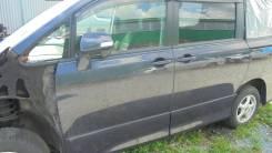 Дверь боковая передняя с молдингом Toyota VOXY, левая