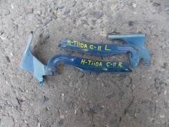 Крепление капота. Nissan Tiida, C11, C11X