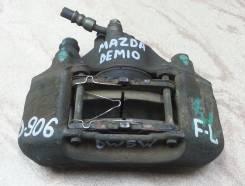 Суппорт тормозной. Mazda Ford Festiva Mini Wagon, DW5WF, DW3WF Mazda Demio, DW3W, DW5W