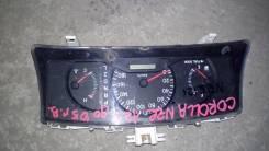 Спидометр. Toyota Corolla, NZE121 Двигатель 1NZFE
