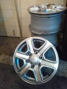 Ford. 8.0x17, 6x139.70, ET55