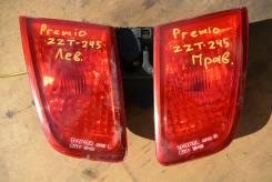 Вставка багажника. Toyota Premio, AZT240, NZT240, ZZT245, ZZT240 Toyota Allion, NZT240, ZZT245, AZT240, ZZT240 Двигатели: 1AZFSE, 1NZFE, 1ZZFE