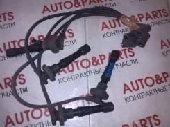 Высоковольтные провода. Honda: Integra, CR-V, Stepwgn, Ballade, S-MX, Orthia Двигатели: B18B1, B18B3, B20B, B18B4
