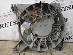 Вентилятор охлаждения радиатора. Chevrolet Lanos