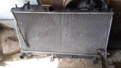 Радиатор охлаждения двигателя. Subaru Outback Subaru Legacy