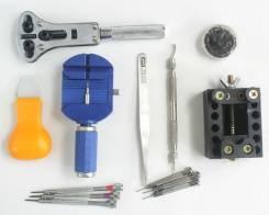 Набор инструментов для ремонта часов 13 в 1