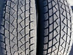 Bridgestone Winter Dueler DM-Z2. Зимние, без шипов, 2002 год, износ: 40%, 2 шт