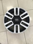 Toyota Land Cruiser Prado. 7.5x18, 6x139.70, ET25, ЦО 106,1мм.