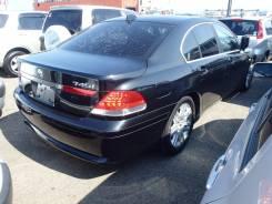 Планка под фонарь. BMW 7-Series, E66, E65