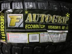 Autogrip Ecowinter. Зимние, шипованные, 2014 год, без износа