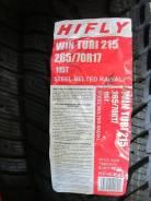 Hifly Win-Turi 215. Зимние, под шипы, 2015 год, без износа, 4 шт