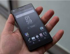 Sony Xperia Z5 Compact. Б/у