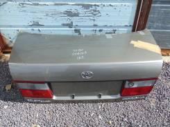 Крышка багажника. Toyota Corona, ST190, AT190 Двигатели: 4AFE, 4SFE, 4AFE 4SFE