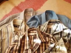 Рубашки школьные. Рост: 122-128, 128-134, 134-140 см