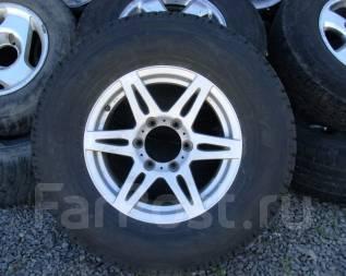 Шины Toyo 265/70R16 зима на литье Surf, Prado, Pajero и т. д. 7.0x16 6x139.70 ET26