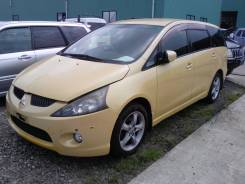 Mitsubishi Grandis. NA4W0006348, 4G69