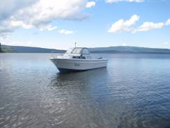 Yamaha Fish. Год: 1998 год, длина 6,60м., двигатель подвесной, 115,00л.с., бензин