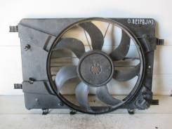 Вентилятор охлаждения радиатора. Opel Astra Двигатель A16XER