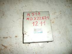 Блок управления двс. Mitsubishi Pajero Mini, H51A, H56A