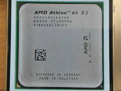 2 ядра Amd Athlon 64 x2 4400+ oem Winsdor 90nm CPU 2 x 2200 mhz socket