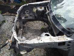 Рамка радиатора. Nissan X-Trail, NT30 Двигатель QR20DE
