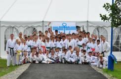 Набор детских групп в олимпийское каратэ WKF от 4 лет и старше