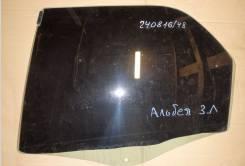 Стекло боковое. Fiat Albea