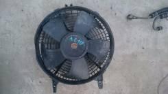 Вентилятор радиатора кондиционера. Toyota Sprinter, AE110 Toyota Corolla, AE110 Двигатель 5AFE