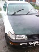 Замок капота. Toyota Corolla, AE100