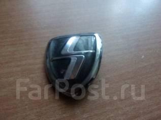 Эмблема решетки. Subaru Legacy, BC4 Двигатели: EJ20, EJ20E, EJ20D