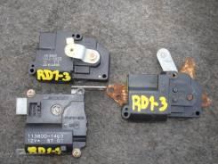 Сервопривод заслонок печки. Honda CR-V, RD2, RD1 Двигатель B20B