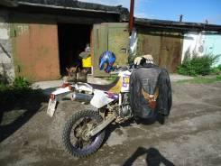 Suzuki Djebel. 250куб. см., исправен, птс, с пробегом