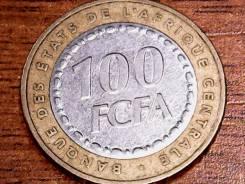100 франков (Африка)