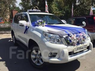 Аренда свадебных автомобилей в Хабаровске. С водителем