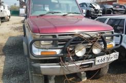 Toyota Land Cruiser Prado. LJ78, 2L TE