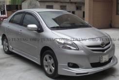 Обвес кузова аэродинамический. Toyota Belta, SCP92, NCP96, KSP92