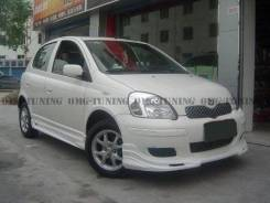 Обвес кузова аэродинамический. Toyota Vitz, NCP91, SCP10, NCP13, NCP131, NCP10, SCP13, NCP15. Под заказ