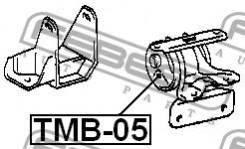 Сайлентблок подушки двигателя. Toyota Corolla