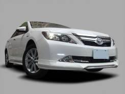 Обвес кузова аэродинамический. Toyota Camry, ACV51, ASV50, ASV51, AVV50, GSV50 Двигатели: 1AZFE, 2ARFE, 2ARFXE, 2GRFE, 6ARFSE
