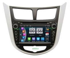 Штатная магнитола Hyundai Solaris, Verna Android 5.1. Под заказ