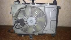 Радиатор охлаждения двигателя. Toyota Echo, SCP10 Toyota Vitz, SCP10 Toyota Platz, SCP11 Toyota Yaris, SCP10 Двигатель 1SZFE
